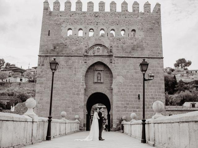 La boda de Alberto y Alicia en Toledo, Toledo 71