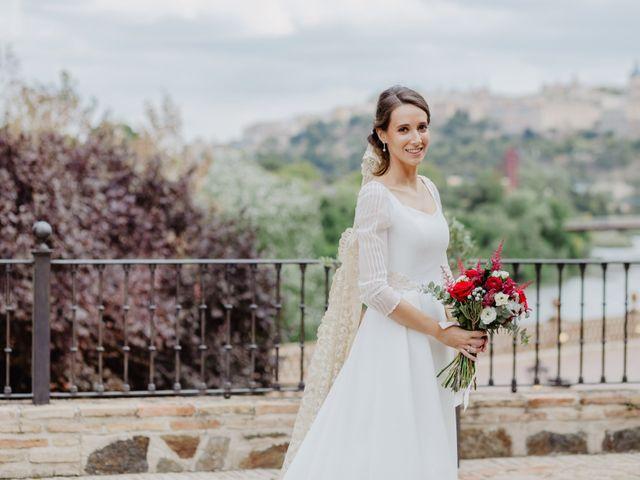 La boda de Alberto y Alicia en Toledo, Toledo 79