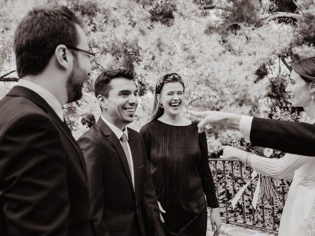 La boda de Alberto y Alicia en Toledo, Toledo 81