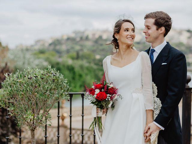 La boda de Alberto y Alicia en Toledo, Toledo 82