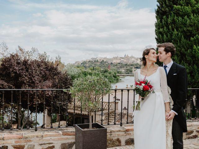 La boda de Alberto y Alicia en Toledo, Toledo 83