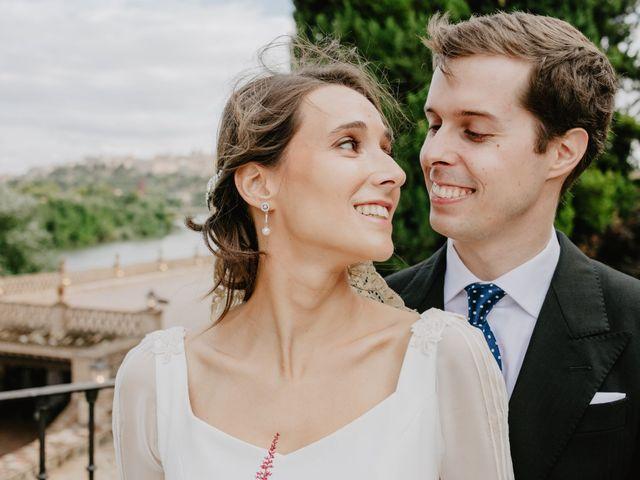 La boda de Alberto y Alicia en Toledo, Toledo 84