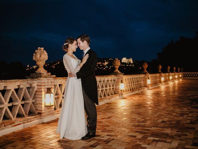 La boda de Alberto y Alicia en Toledo, Toledo 110