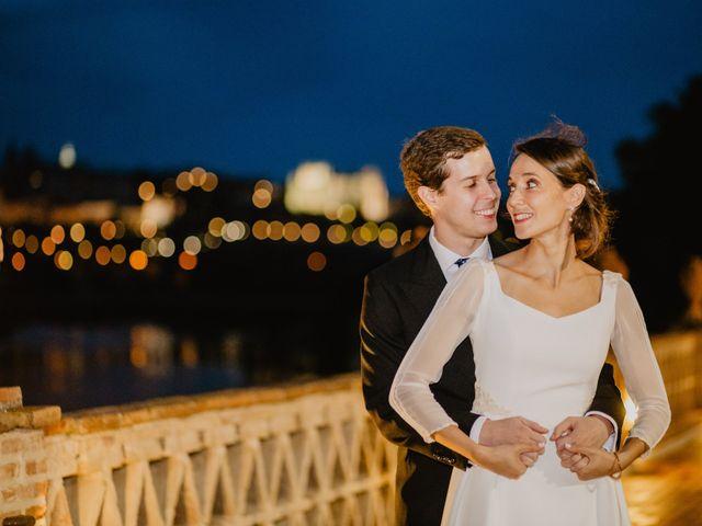 La boda de Alberto y Alicia en Toledo, Toledo 112