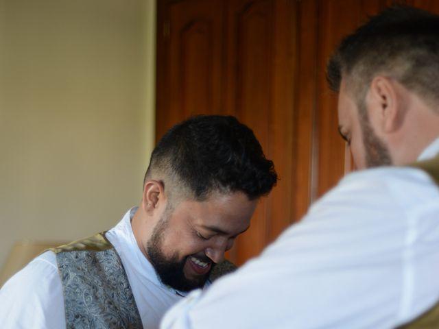 La boda de diego y ferando en Caspe, Zaragoza 3