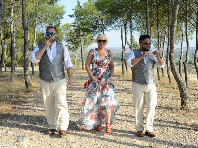 La boda de diego y ferando en Caspe, Zaragoza 4