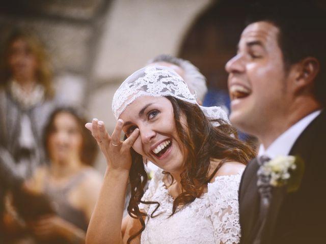 La boda de David y Marta en Valdastillas, Cáceres 22