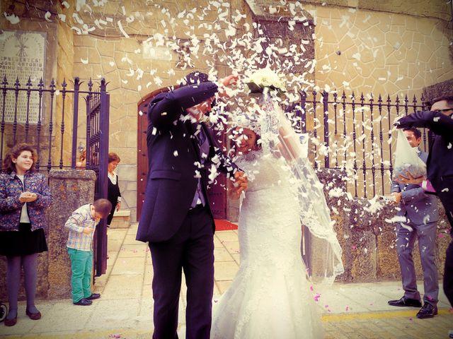 La boda de David y Marta en Valdastillas, Cáceres 24