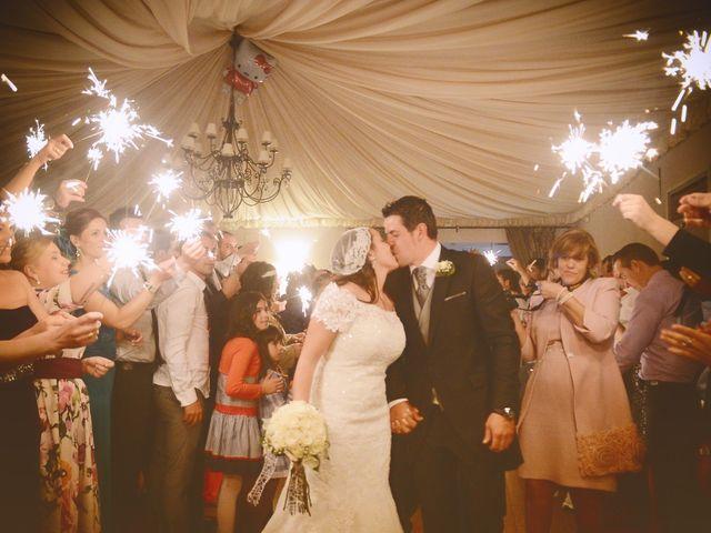 La boda de David y Marta en Valdastillas, Cáceres 30