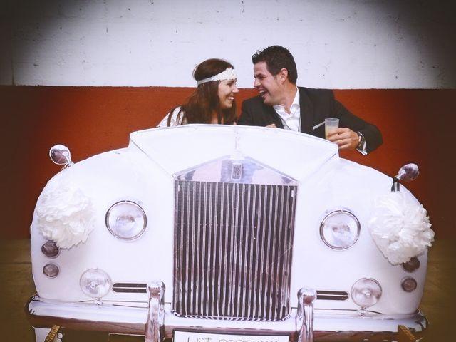 La boda de David y Marta en Valdastillas, Cáceres 33
