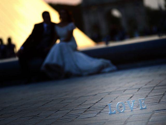 La boda de David y Marta en Valdastillas, Cáceres 42