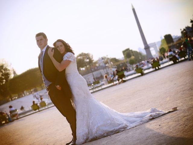 La boda de David y Marta en Valdastillas, Cáceres 44