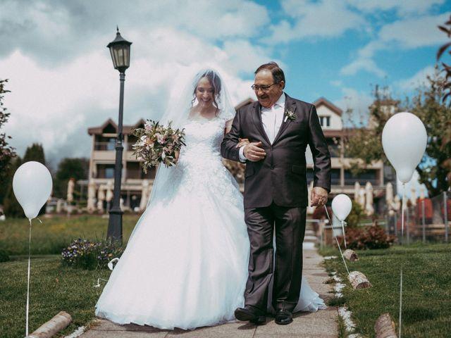 La boda de Camilo y Disney en Bronchales, Teruel 23