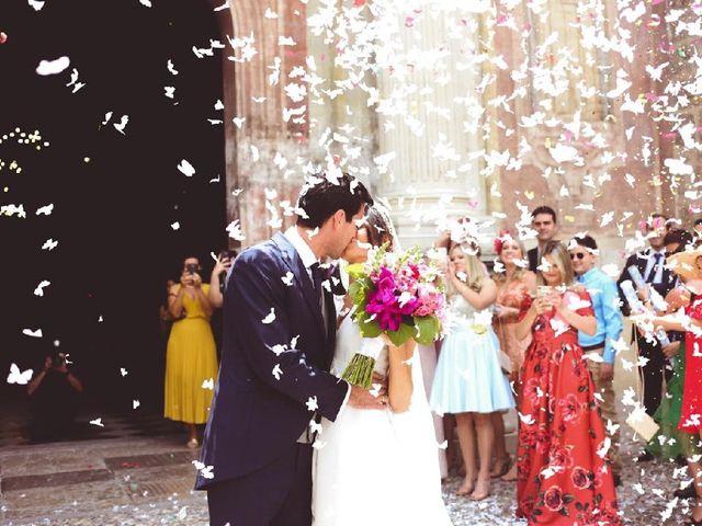 La boda de Paula y Javier