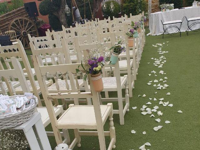 La boda de Julio  y Raquel en Granada, Granada 6