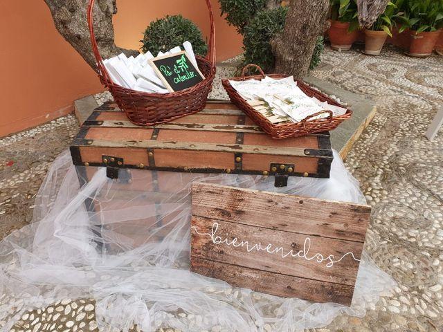 La boda de Julio  y Raquel en Granada, Granada 8
