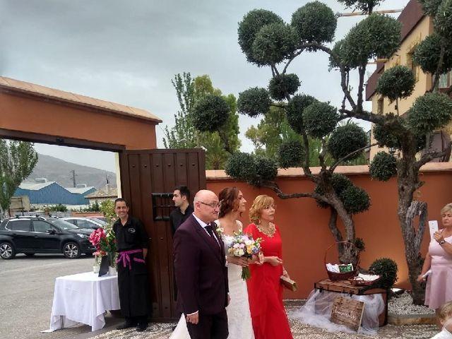 La boda de Julio  y Raquel en Granada, Granada 13