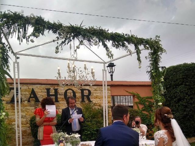 La boda de Julio  y Raquel en Granada, Granada 16