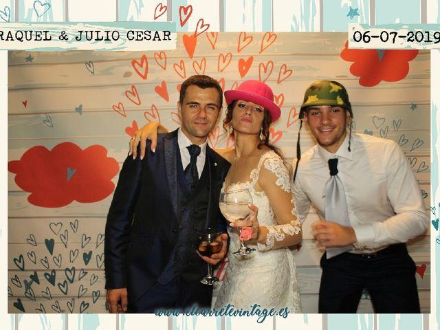 La boda de Julio  y Raquel en Granada, Granada 1
