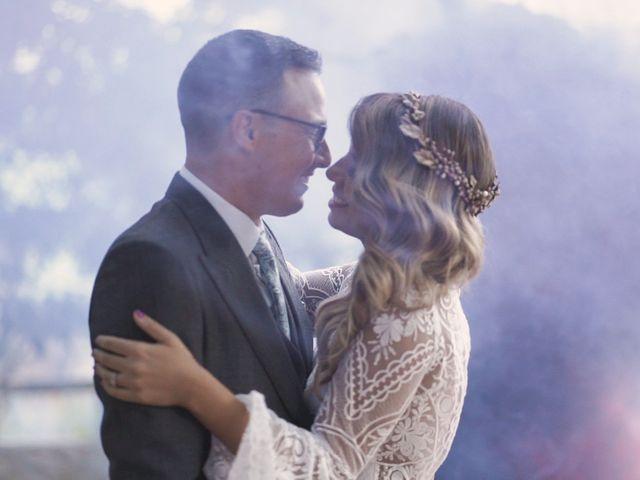 La boda de Berta y Marco
