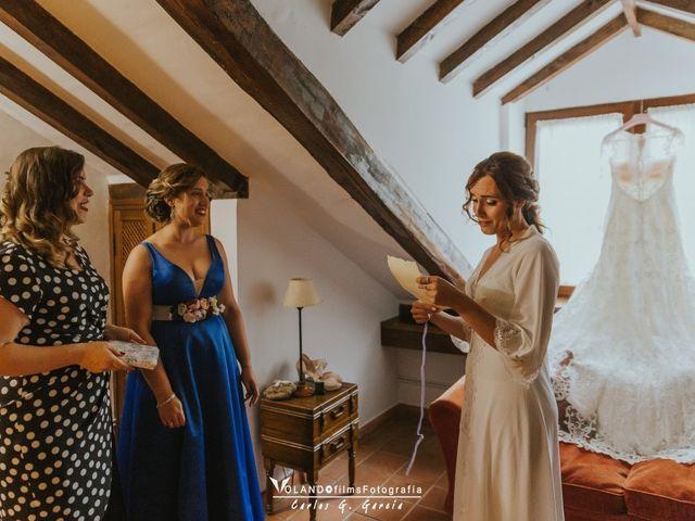 La boda de Julio  y Raquel en Granada, Granada 25