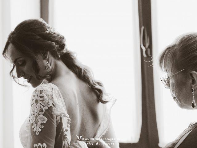 La boda de Julio  y Raquel en Granada, Granada 30