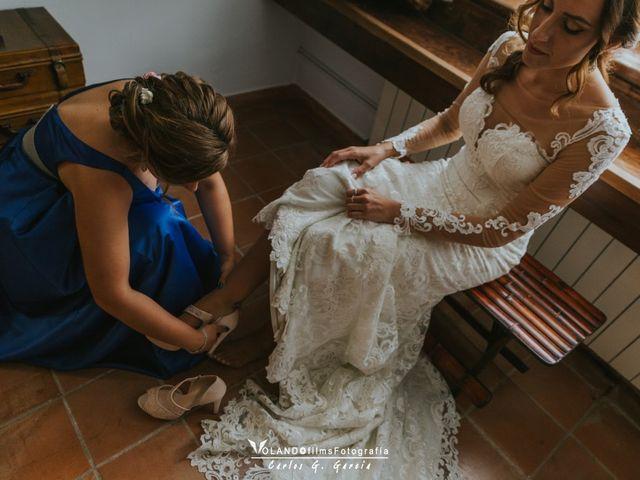 La boda de Julio  y Raquel en Granada, Granada 33