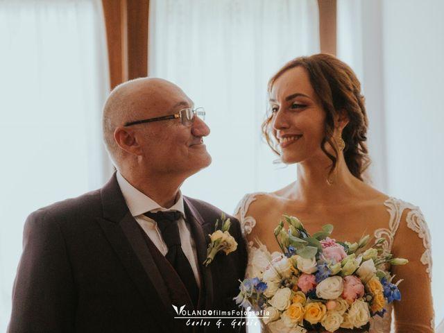 La boda de Julio  y Raquel en Granada, Granada 38