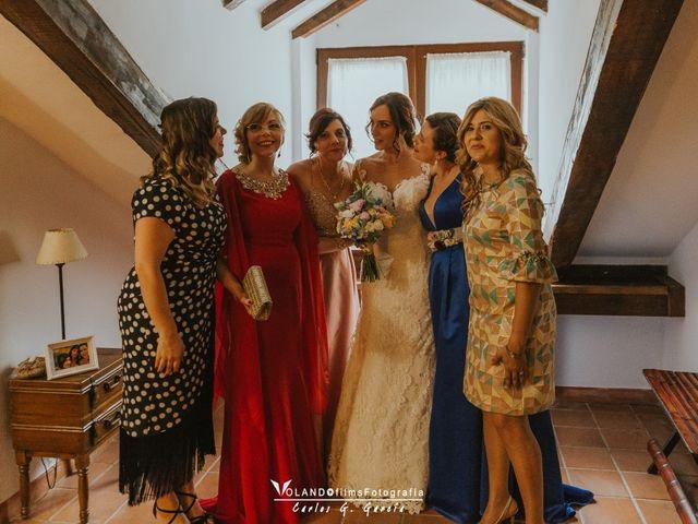 La boda de Julio  y Raquel en Granada, Granada 40