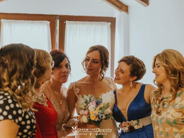 La boda de Julio  y Raquel en Granada, Granada 41