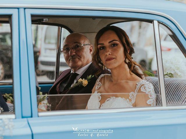 La boda de Julio  y Raquel en Granada, Granada 45
