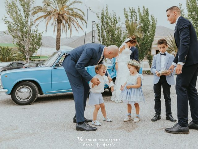 La boda de Julio  y Raquel en Granada, Granada 47