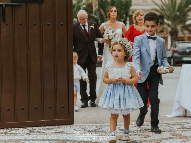 La boda de Julio  y Raquel en Granada, Granada 48