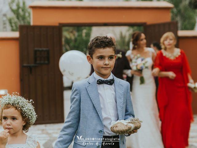 La boda de Julio  y Raquel en Granada, Granada 49