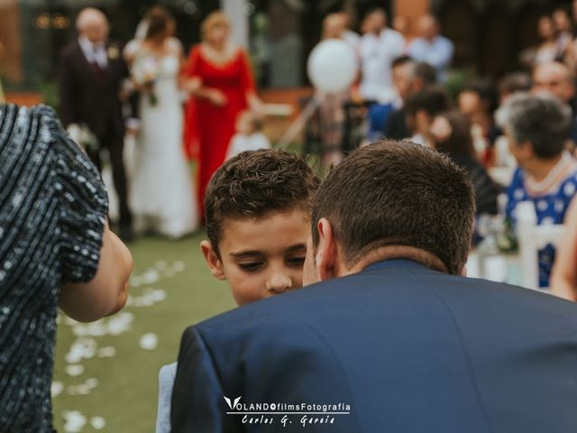La boda de Julio  y Raquel en Granada, Granada 50