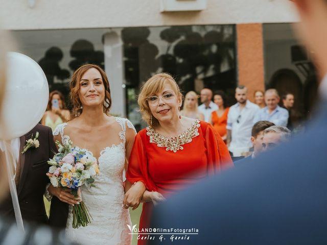 La boda de Julio  y Raquel en Granada, Granada 51