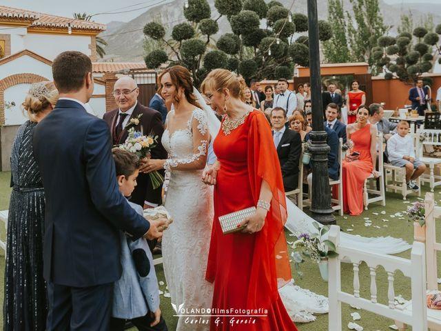 La boda de Julio  y Raquel en Granada, Granada 52