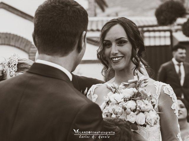 La boda de Julio  y Raquel en Granada, Granada 54