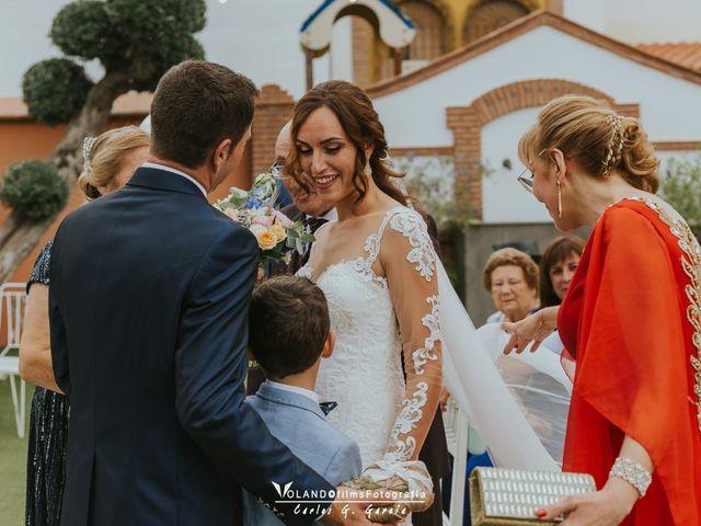 La boda de Julio  y Raquel en Granada, Granada 55