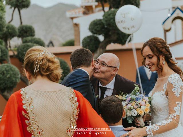 La boda de Julio  y Raquel en Granada, Granada 56