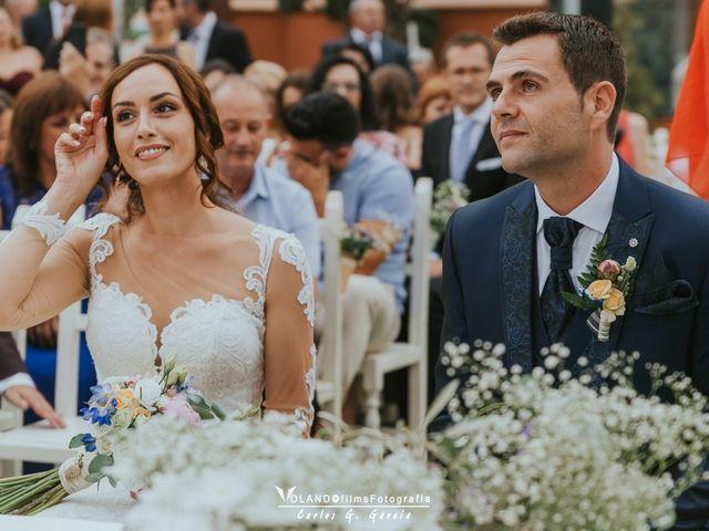 La boda de Julio  y Raquel en Granada, Granada 57