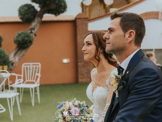 La boda de Julio  y Raquel en Granada, Granada 58