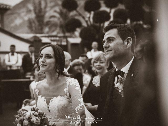 La boda de Julio  y Raquel en Granada, Granada 60