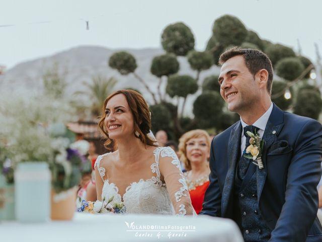 La boda de Julio  y Raquel en Granada, Granada 61