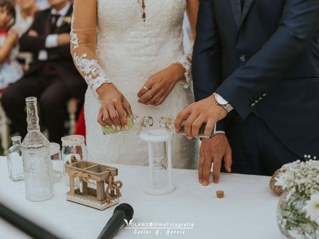 La boda de Julio  y Raquel en Granada, Granada 62