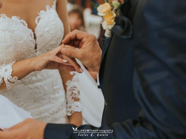 La boda de Julio  y Raquel en Granada, Granada 63