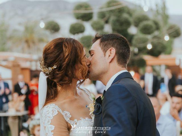 La boda de Julio  y Raquel en Granada, Granada 64