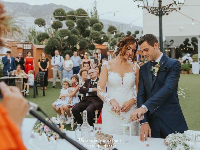 La boda de Julio  y Raquel en Granada, Granada 65