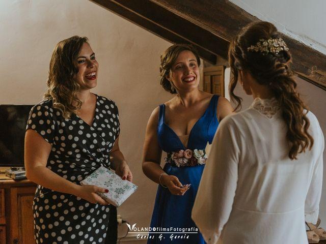 La boda de Julio  y Raquel en Granada, Granada 66