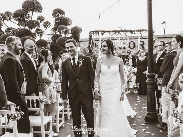 La boda de Julio  y Raquel en Granada, Granada 75
